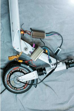 ремонт электрических самокатов