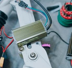 мастерская по ремонту электросамокатов